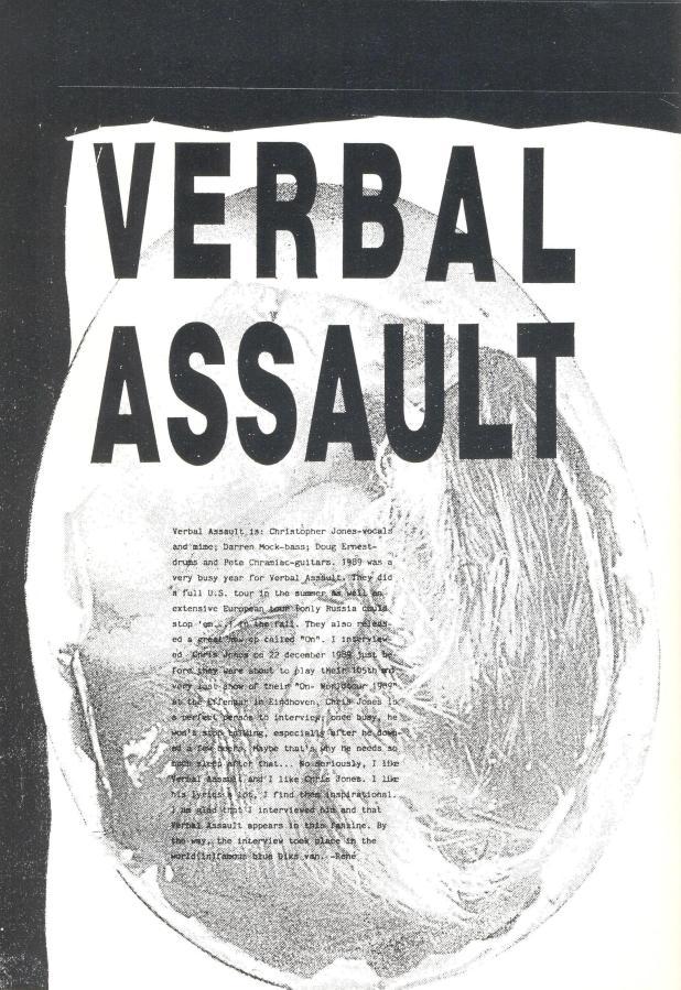 Verbal Assault (Lucky 13 #1) a