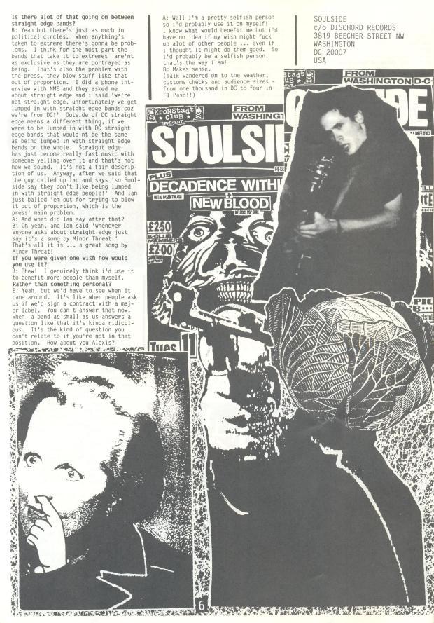 Soulside (Deadbeat #1) d