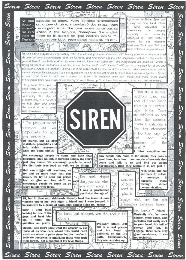 Siren (Sanjam #4) a