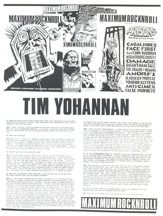 Tim Yohanan (Tunga Tunga #6) a