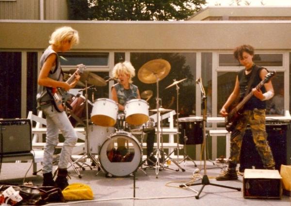 Bambix (1st gig 1987)