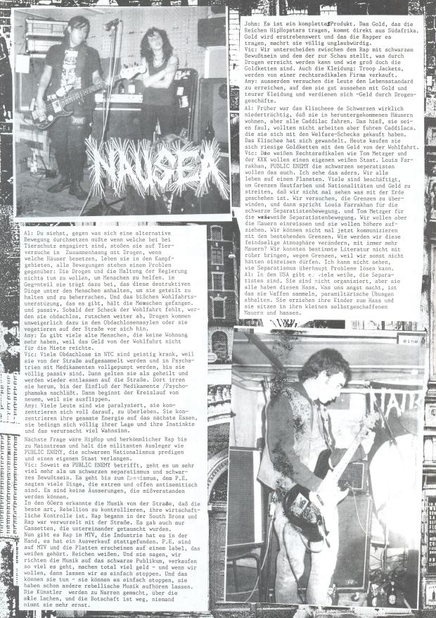 Nausea (Kabeljau #14) c