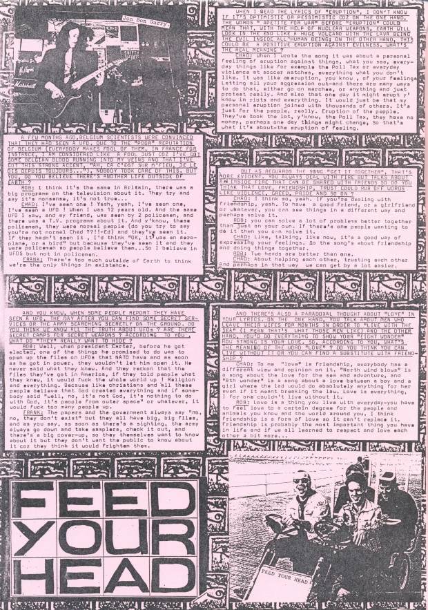 Feed Your Head (Uprising Decay #3) d