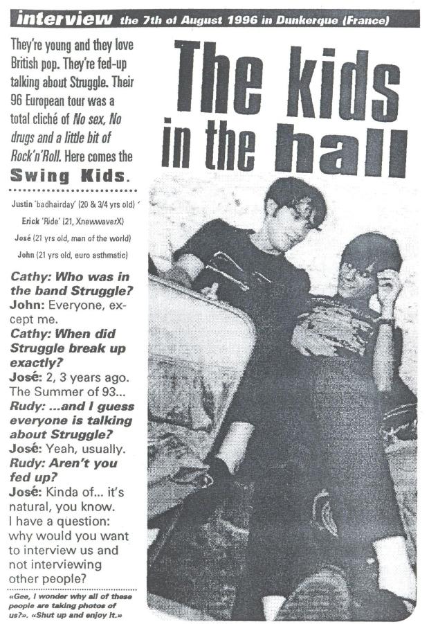 Swing Kids (Straight Outta DK #7) a