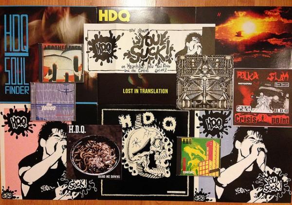 HDQ releases (Steve Cotton)