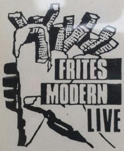 Frites Modern tapecover (-)