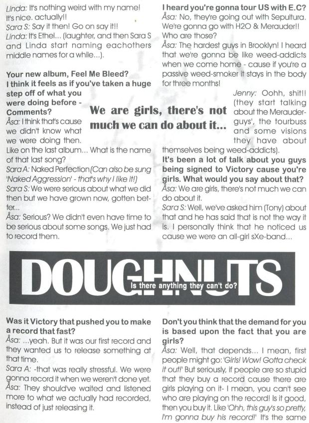 Doughnuts (Fuck Rebellion) b