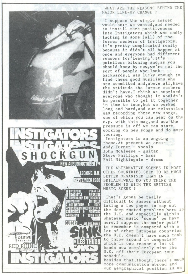 Instigators (Polka Slam #2) b