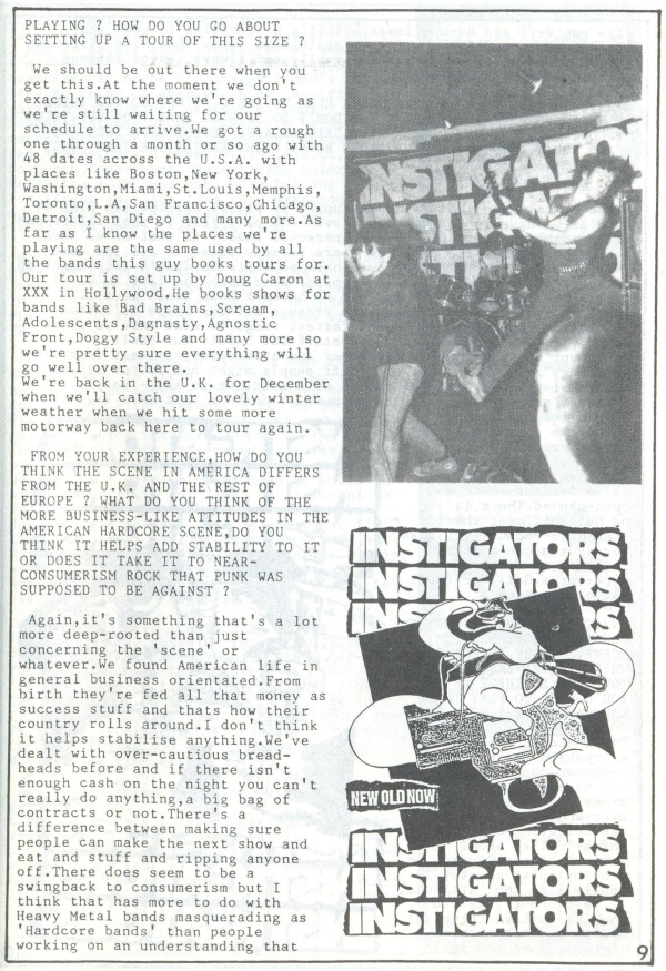 Instigators (Polka Slam #2) e