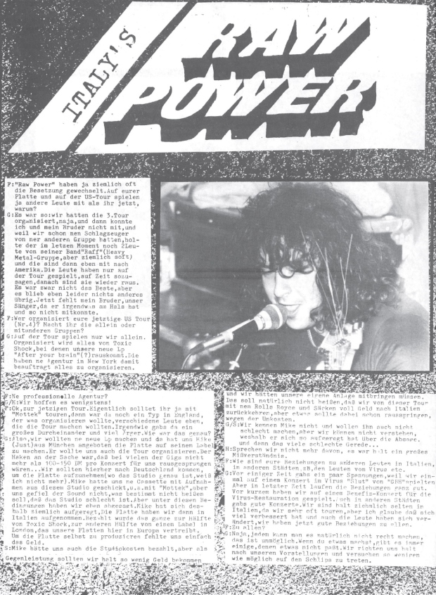 - Raw Power (Trust #1) a