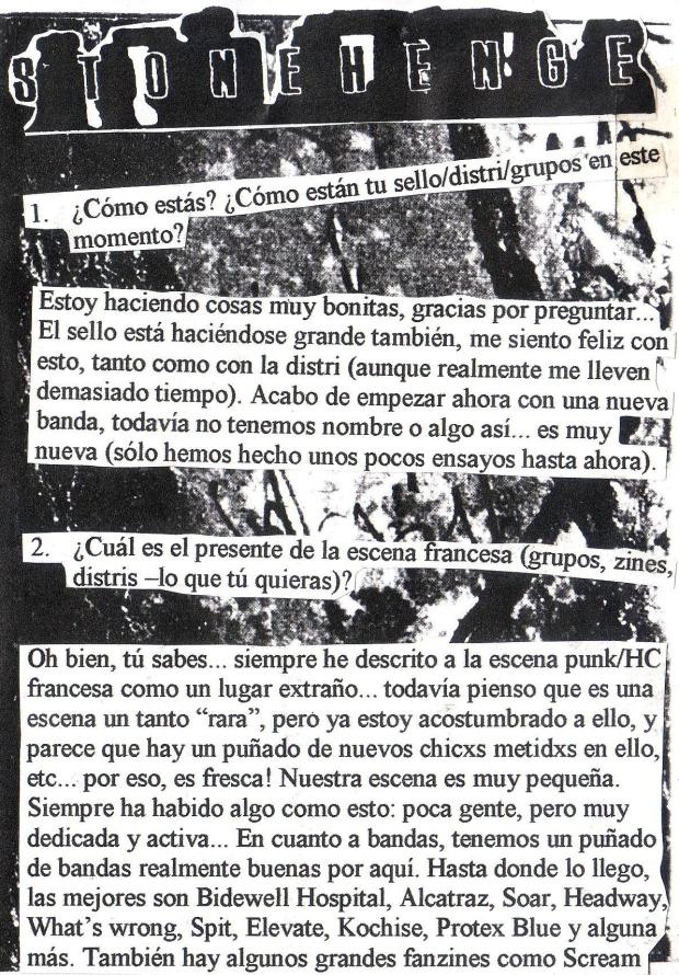 - Stonehenge (El Otro Mundo #5) a